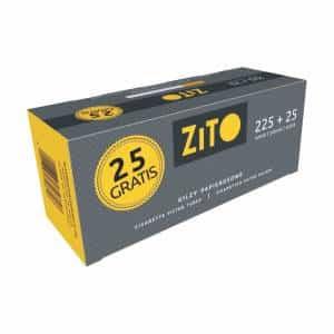 Gilzy papierosowe 225+25 (250)