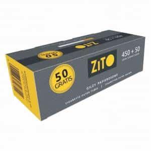 Gilzy papierosowe 450+50 (500)